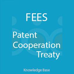 هزینه ثبت اختراع در معاهده PCT