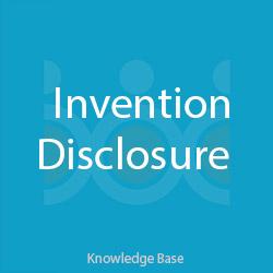 افشاء اختراع