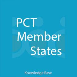 کشورهای عضو معاهده PCT