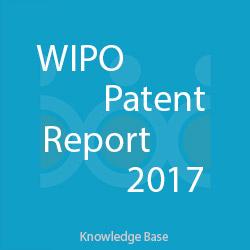 گزارش وایپو از ثبت اختراع