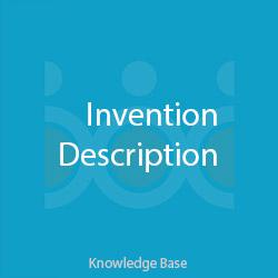 شرح و توصیف اختراع
