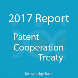 آمار اختراعات ثبت شده PCT در 2017