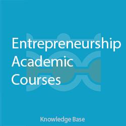 دروس دانشگاهی کارآفرینی