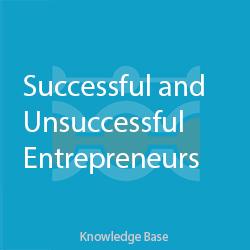 کارآفرینان موفق و ناموفق