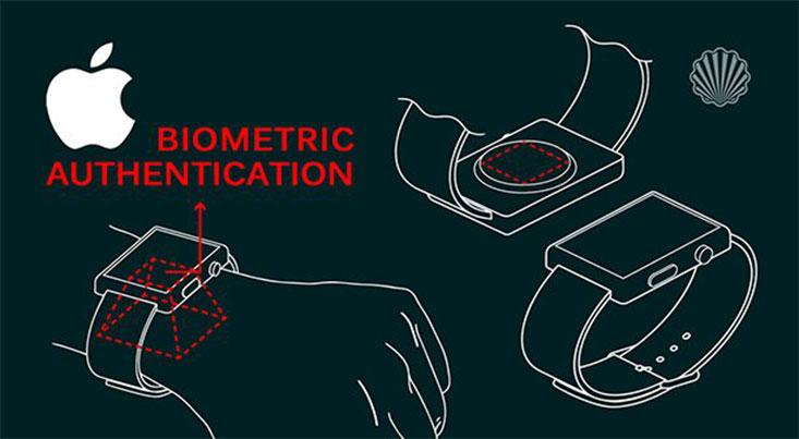 نوآوری دیگر از اپل در زمینه احراز هویت بیومتریک ساعتهای هوشمند