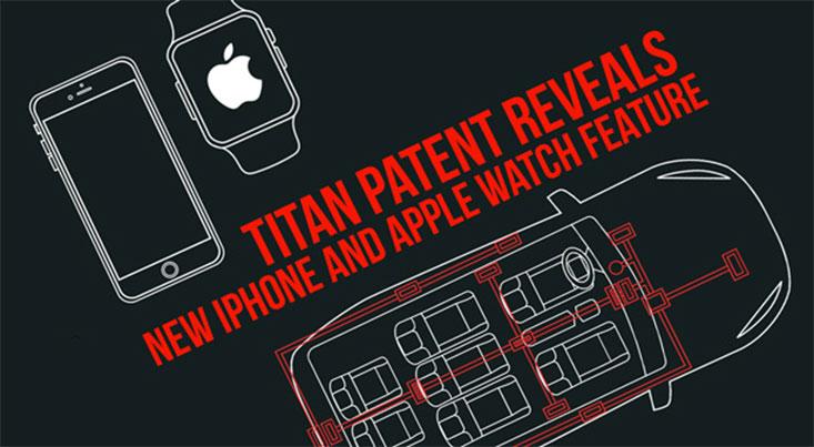 استفاده از گوشی و ساعت هوشمند اپل برای کنترل خودرو