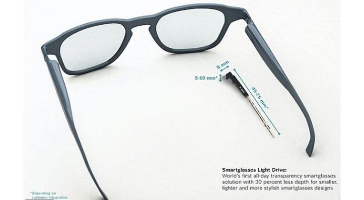 هوشمند شدن عینک های معمولی