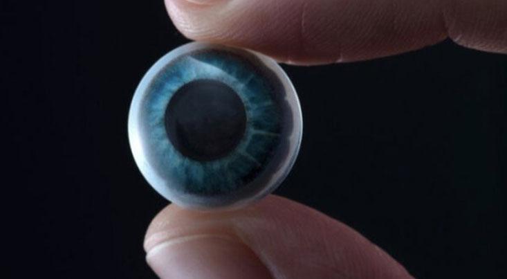 فعال شدن لنز چشمی با تمرکز بر روی آیکون اپلیکیشن
