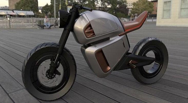 موتورسیکلت برقی ۹۹ اسب بخار