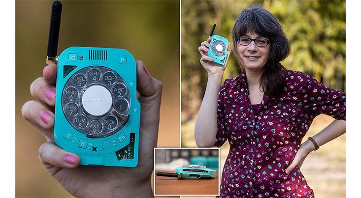 ابداع تلفن همراه از دل تلفنهای قدیمی