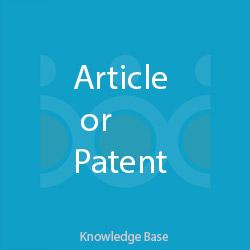 ثبت اختراع یا انتشار مقاله