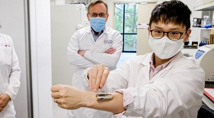 استفاده از آهن ربا برای تزریق انسولین بدون درد