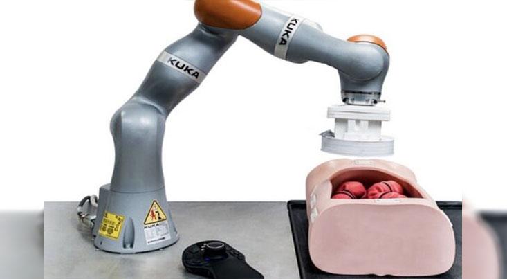 ساخت بازوی رباتیک برای کولونوسکوپی