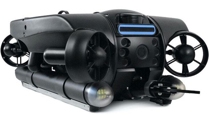 ساخت زیردریایی کنترلی سازگار با جی پی اس