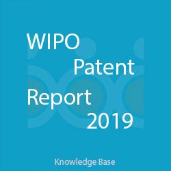 گزارش وایپو از ثبت اختراع 2019